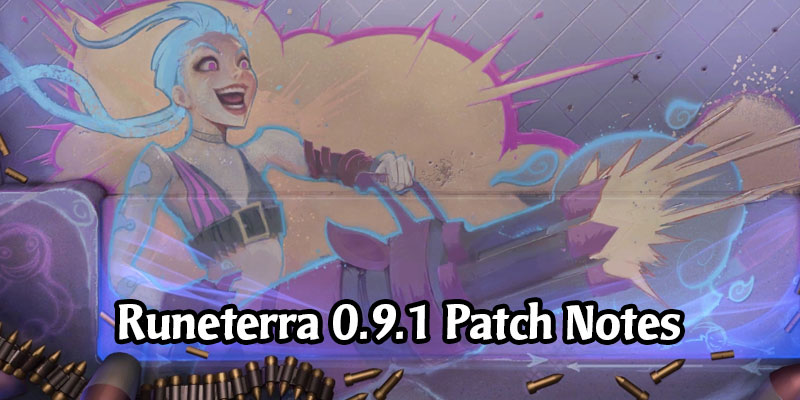 Legends of Runeterra Patch 0.9.1 Notes - New Cosmetics, Friend Challenge XP Reverted, Animation Speed Increases