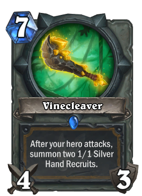 Vinecleaver Card Image