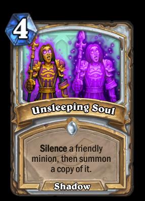 Unsleeping Soul Card Image