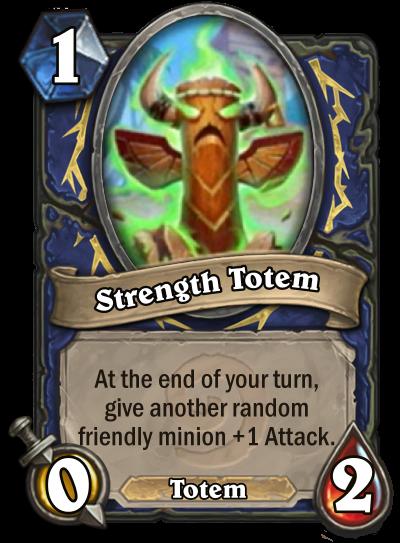 Strength Totem Card Image