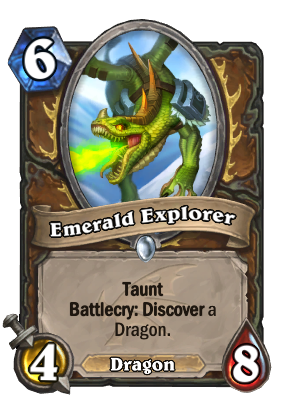 Emerald Explorer Card Image