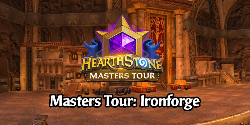 Hearthstone Masters Tour Ironforge - Decklists, Results & Recap