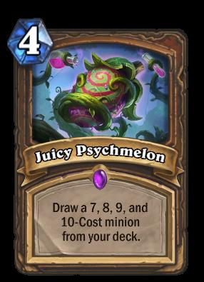Juicy Psychmelon Card Image