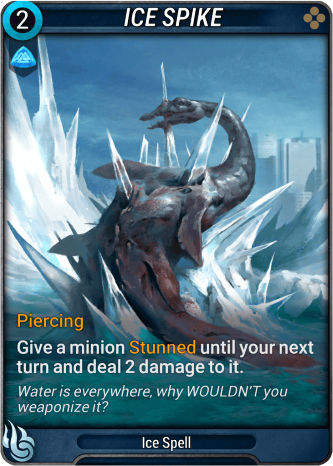 Ice Spike Card Image