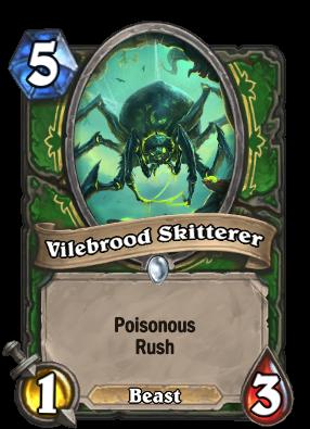 Vilebrood Skitterer Card Image