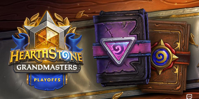 Twitch Drops Return to Hearthstone for the Grandmasters Season 1 Playoffs - Two+ Free Packs