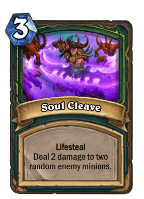 Soul Cleave Card Image