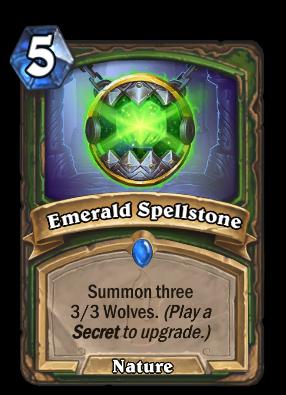 Emerald Spellstone Card Image