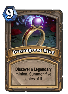Dreamgrove Ring Card Image
