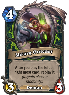 Mo'arg Outcast Card Image