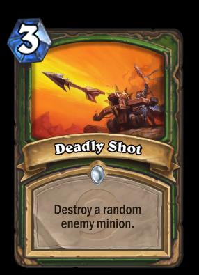 Deadly Shot Card Image