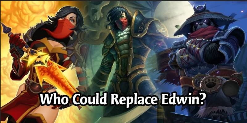 Which Warcraft Character Could Replace Edwin in Hearthstone's Base Rogue Set? Our Top 7 Lore Picks