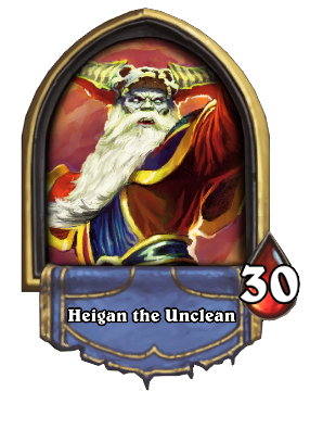 Heigan the Unclean Card Image