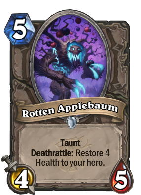 Rotten Applebaum Card Image