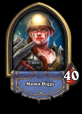 Mama Diggs Card Image