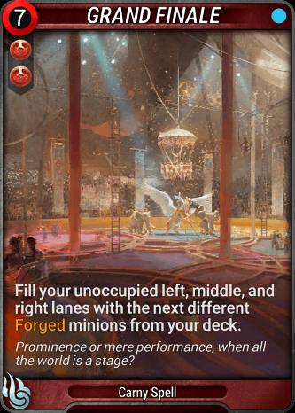 Grand Finale Card Image