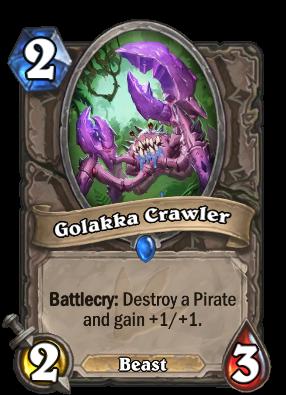 Golakka Crawler Card Image