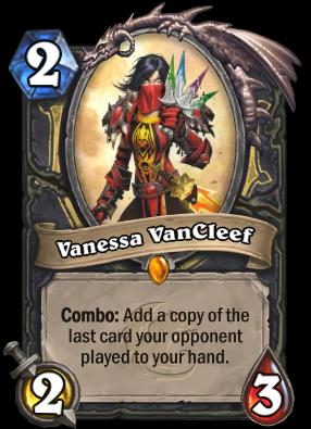 Vanessa VanCleef Card Image