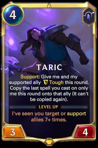 Taric Card Image