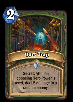 Dart Trap Card Image