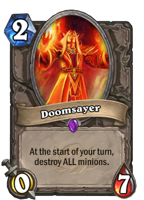 Doomsayer Card Image