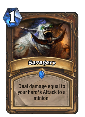 Savagery Card Image