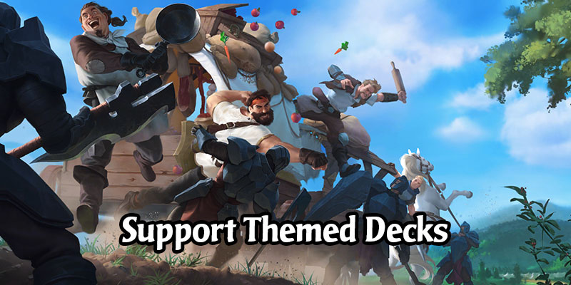 4 Support-Themed Legends of Runeterra Decks to Celebrate Labor Day