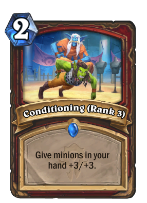 Conditioning (Rank 3) Card Image