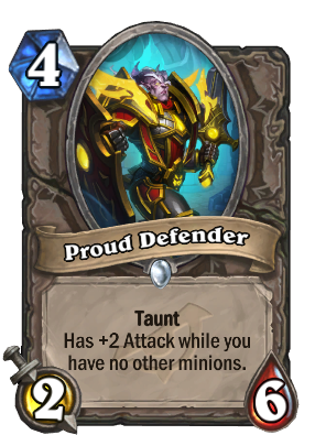 Proud Defender Card Image