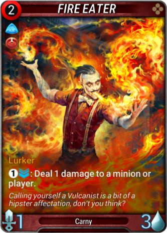 Fire Eater Card Image