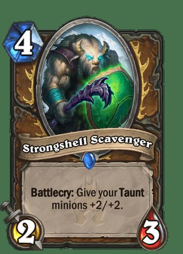Strongshell Scavenger Card Image