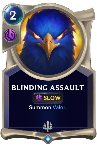 Blinding Assault Card Image