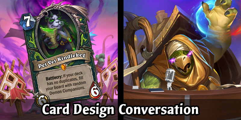 Card Design Conversation - Quirky Magic
