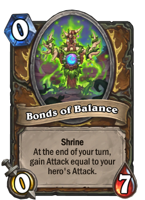 Bonds of Balance Card Image