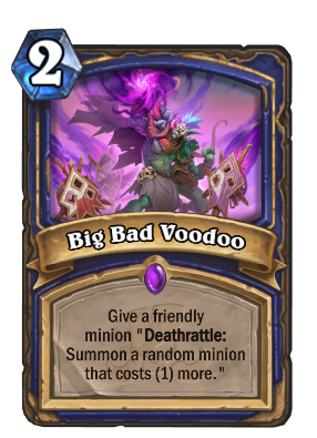 Big Bad Voodoo Card Image