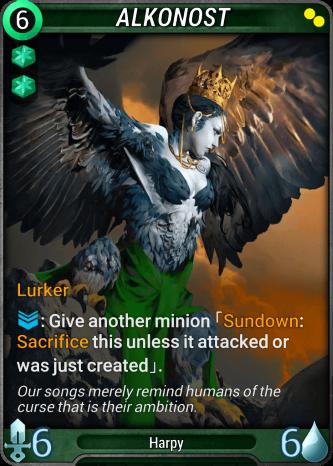 Alkonost Card Image
