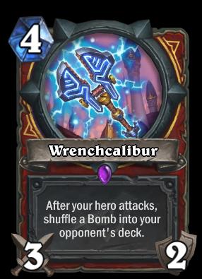 Wrenchcalibur Card Image