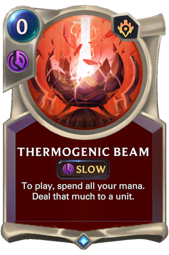 Thermogenic Beam Card Image