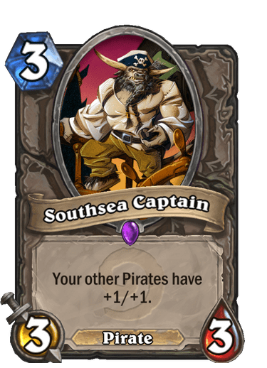Southsea Captain Card Image