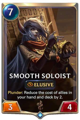 Smooth Soloist Card Image