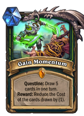 Gain Momentum Card Image