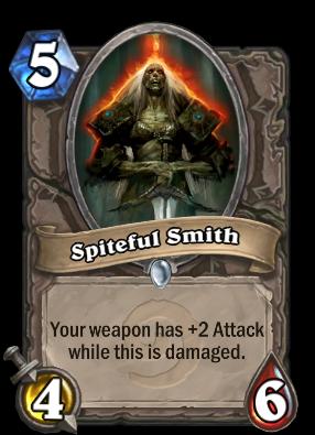 Spiteful Smith Card Image