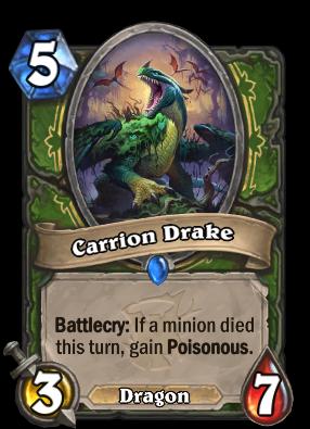Carrion Drake Card Image