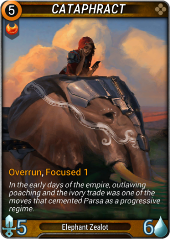 Cataphract Card Image