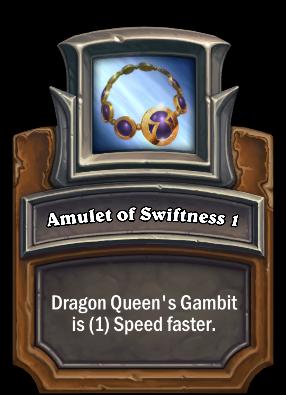 Amulet of Swiftness 1 Card Image