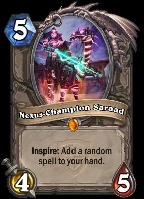Nexus-Champion Saraad Card Image