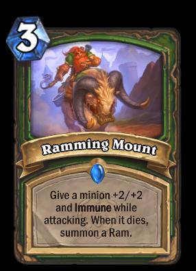 Ramming Mount Card Image