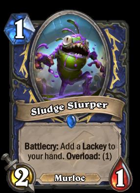Sludge Slurper Card Image