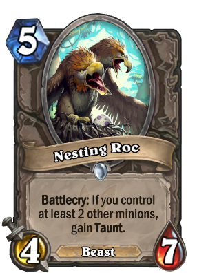 Nesting Roc Card Image