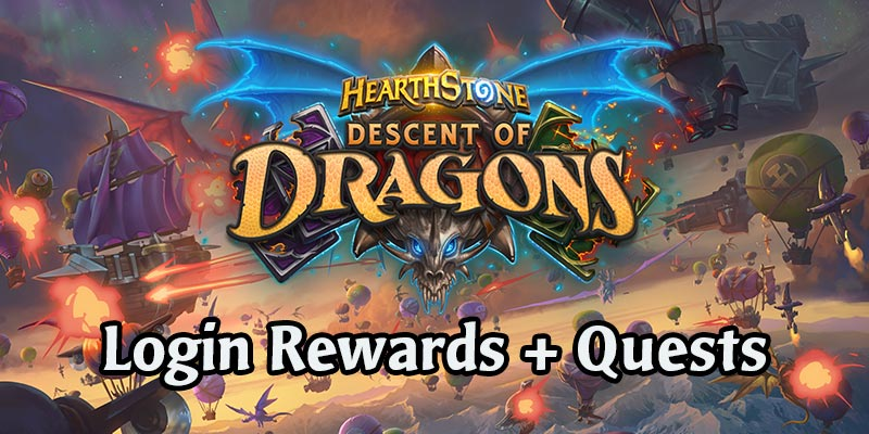 New Questline & Login Rewards Coming for Descent of Dragons